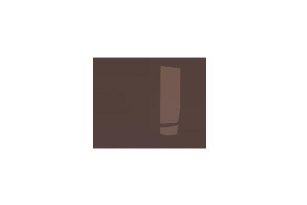 dvířko skř. COLIN FRN/183 dvířko 1ks černý bronz lesk (F24)