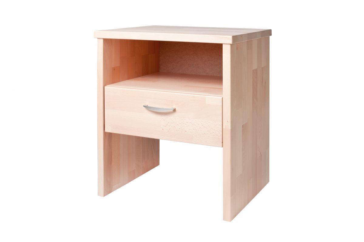 noční stolek Erik buk HP