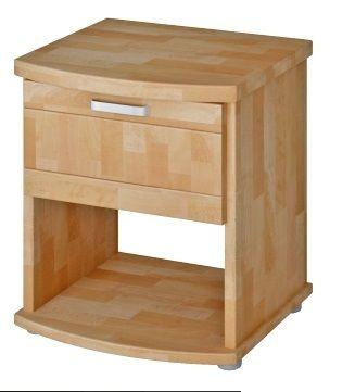 noční stolek Megan buk HP