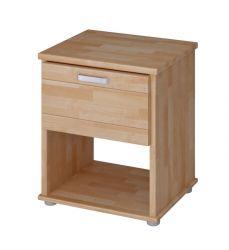 noční stolek Sigma buk