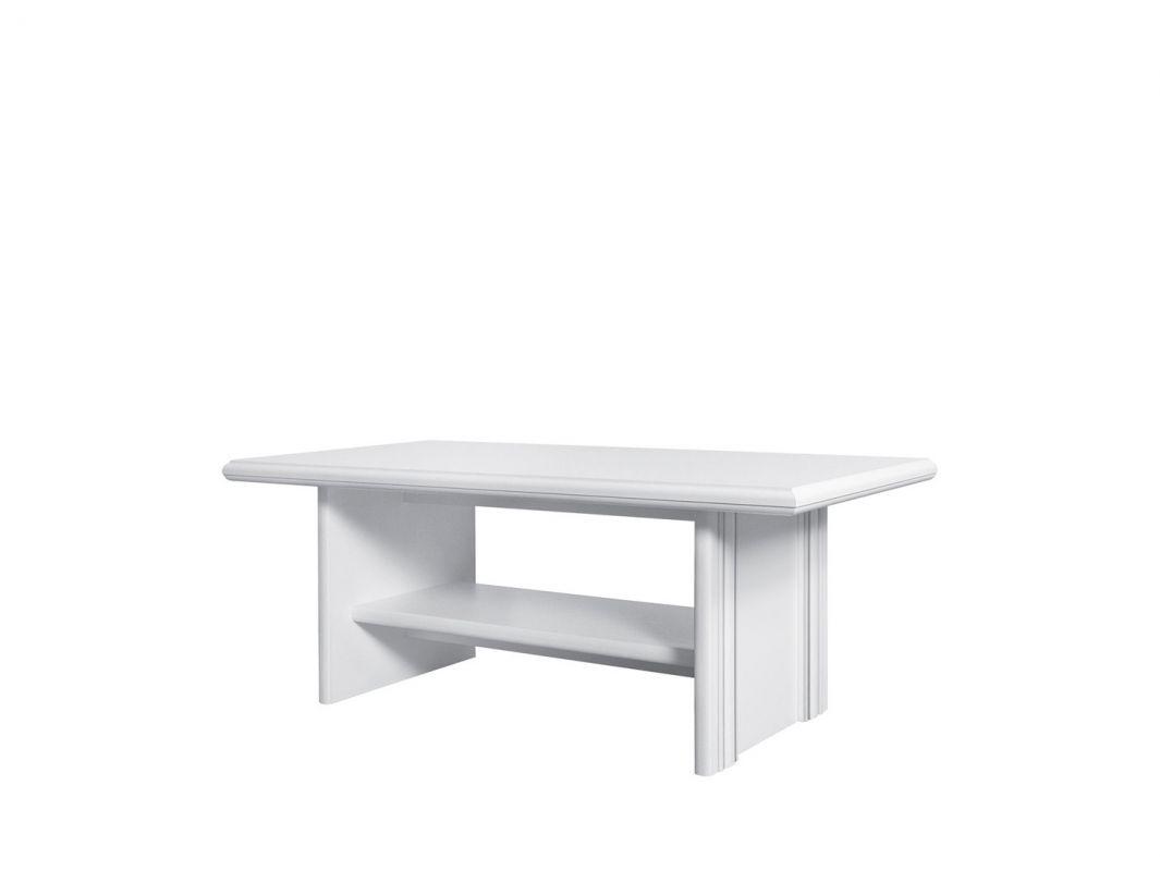 konferenční stolek IDENTO LAW bílá