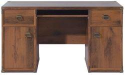 psací stůl INDIANA JBIU2D2S dub