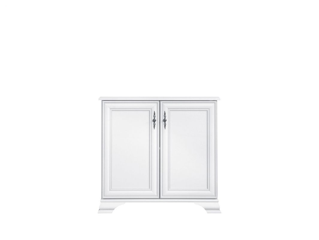 skříňka IDENTO KOM2D bílá