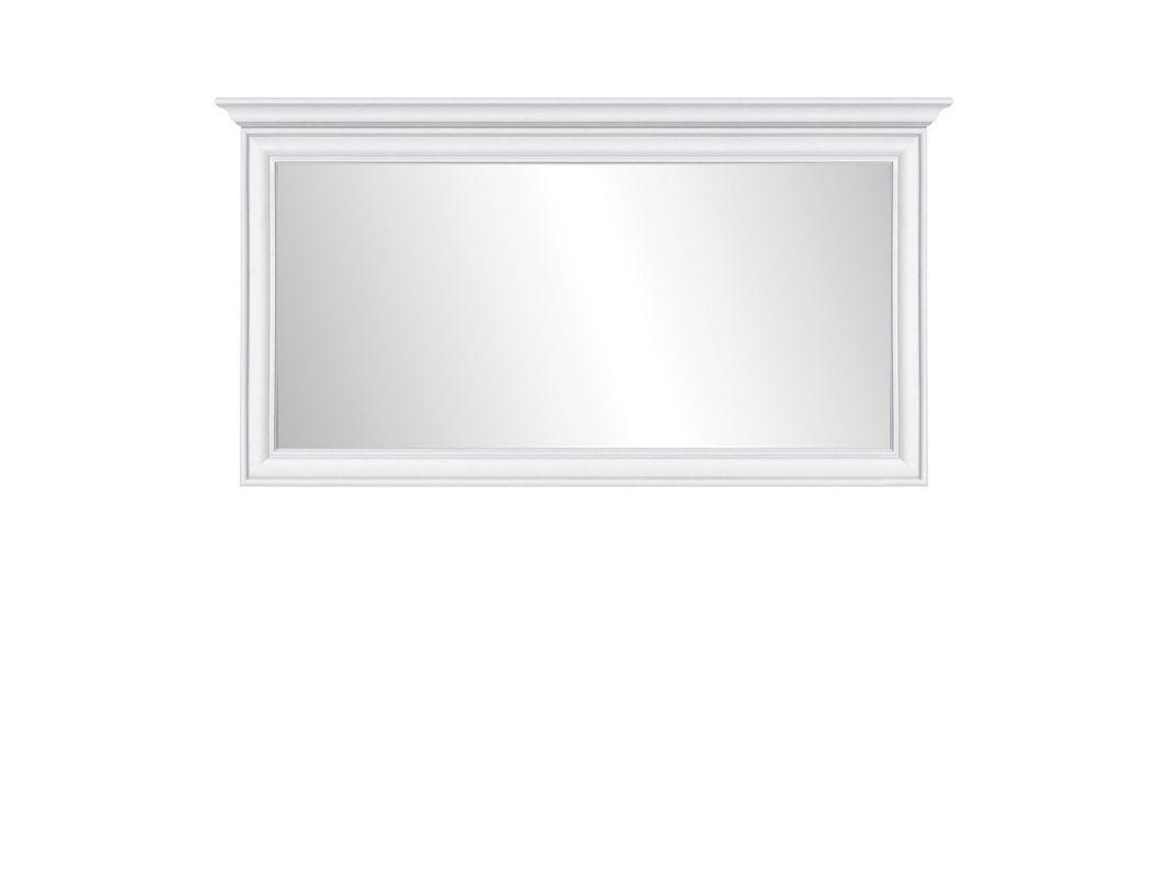 zrcadlo IDENTO LUS/90 bílá