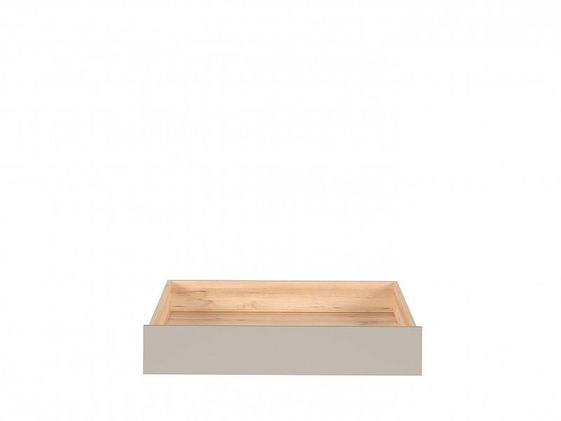 Namek šuplík pod postel SZU, buk iconic/šedá