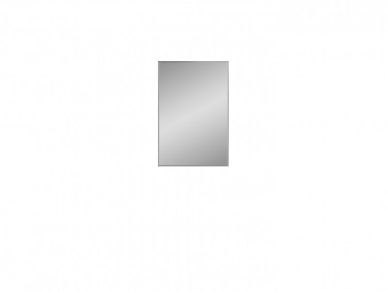 zrcadlo AZTECA TRIO LUS/9/6 bílá/bílý lesk