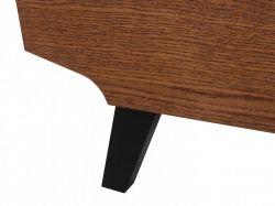 televizní stolek MADISON RV2D2S, dub braz
