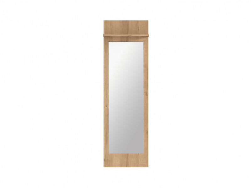 zrcadlo BALDER LUS/45 dub riviéra
