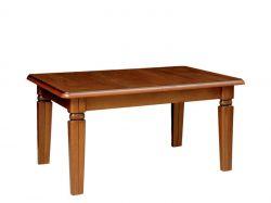 jídelní stůl BAWARIA MAX  ořech  ( přírodní dřevo - masiv )