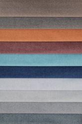 sk: 2 - BASEL  - modrá rohová sedací souprava na každodenní spaní DESTINE 140