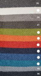 sk: 2 - BONN  - modrá rohová sedací souprava na každodenní spaní DESTINE 140