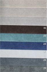 sk: 1 - MERCEDES  - modrá rohová sedací souprava na každodenní spaní DESTINE 140