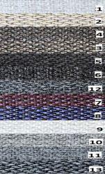 sk: 4 - PARKER  - modrá rohová sedací souprava na každodenní spaní DESTINE 140