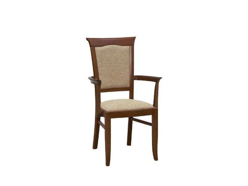 jídelní židle KENT kaštan EKRS P/319-s područemi (1091)