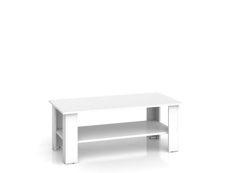 konferenční stolek NEPO LAW/115 bílá