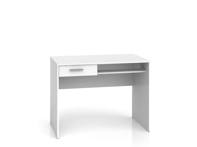 psací stůl NEPO BIU1S bílá