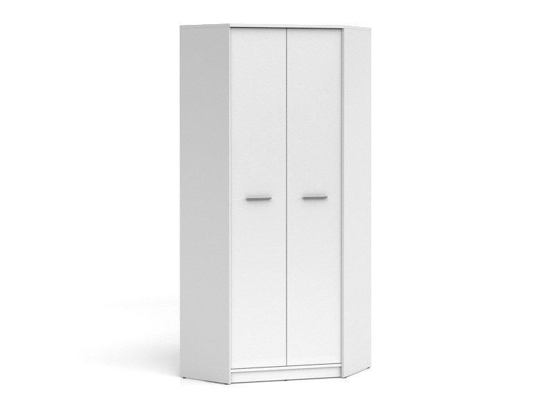 skříň NEPO SZFN2D bílá