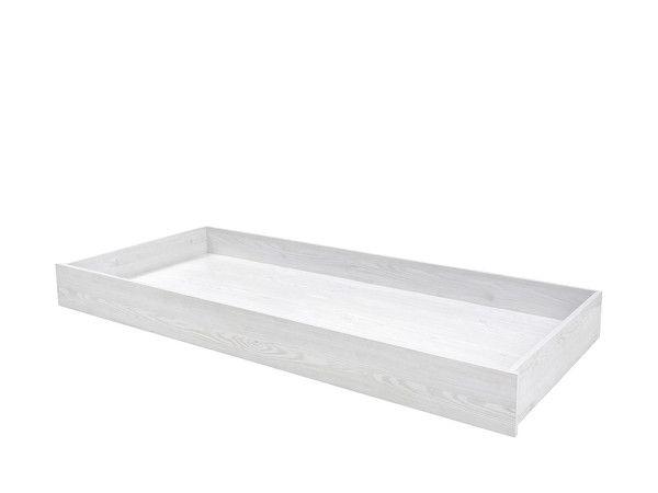 šuplík PORTO SZU - ŠUPLÍK pod postel modřín sibiu světlý