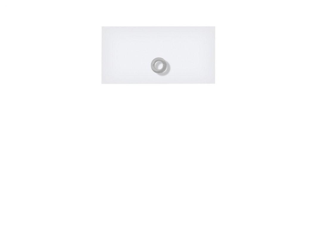 závěsná skříňka RINGO SFW1K/7/4 bílá alpská/bílý lesk