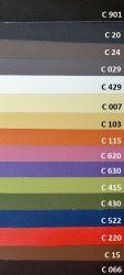sk: 1 - SOFA SOFT   - Rohová sedací souprava MADELINA fialová