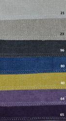 sk: 2 - ORINOCO  - Rohová sedací souprava MADELINA fialová