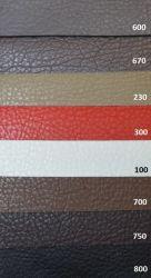 sk: 3 - TAREX  - červená rohová sedací souprava GALARDE