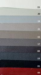 sk: 4 - NESSI  - bílá rohová sedací souprava MALVINA