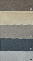 sk: 4 - TEXAS  - bílá rohová sedací souprava MALVINA