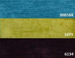 sk: 6 - LEO NEW  - hnědá sedací souprava 3+1+1 DOLORES